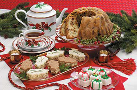 7 Tea Inspired Holiday Themes
