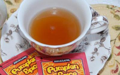 A Thanksgiving Tea Party