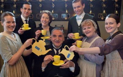 How To Host A Downton Abbey Tea Party