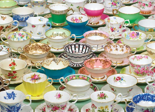 Where To Find Inexpensive Teacups TEA PARTY GIRL