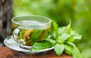 detox and tea