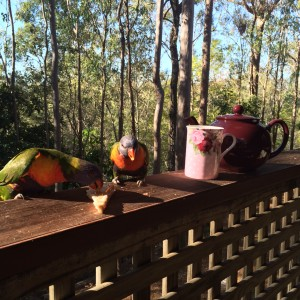 Tea for Two - Australia with Sonya Michelle