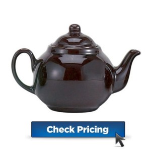 The Brown Betty Teapot is considered excellent for brewing tea.