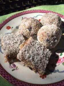 Tahini, Honey, Dried Fruit & Almonds