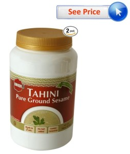 Tahini Best Seller with See Price