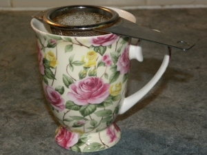 Traditional Loose Tea Strainer