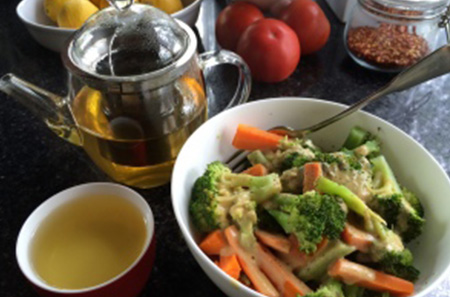 Could You Enjoy a Green Tea Diet?