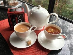 Serve Rooibos Tea
