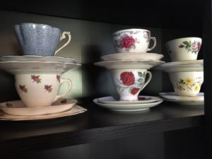 Teacups and Saucers