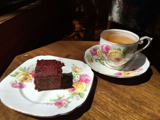 Gluten Free Chocolate Beetroot Cake