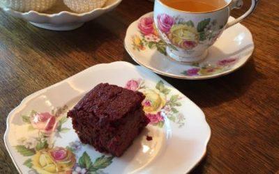 Gluten Free Chocolate Beetroot Cake – Rubelvety!