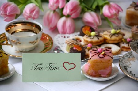 Teatime For Mom – Creating Special Memories