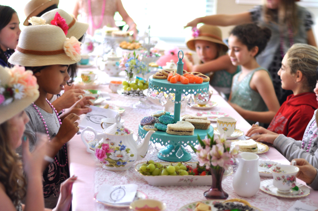 Children's Tea Parties