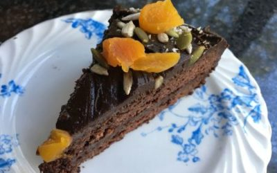 Vegan Chocolate Cake – an Essential Tea Party Menu item