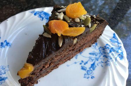 Vegan Chocolate Cake – an Essential Tea Party Menu item