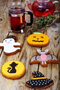 Halloween Tea Party